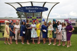 Galway Girl Crowned Vaughanshoes.ie Best Dressed Lady at Ballinrobe Racecourse