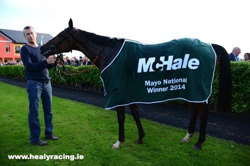 Sammy Black, Winner McHale Mayo National 2014