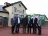 L-R Mike Joyce (Racecourse Committee), Paul McHale (McHales), John Staunton (Chairman), Paraic McHale (McHales), John Flannelly (Racecourse Manager) & Joe Daly (Committee).