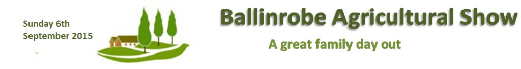 ballinrobe agricultural show