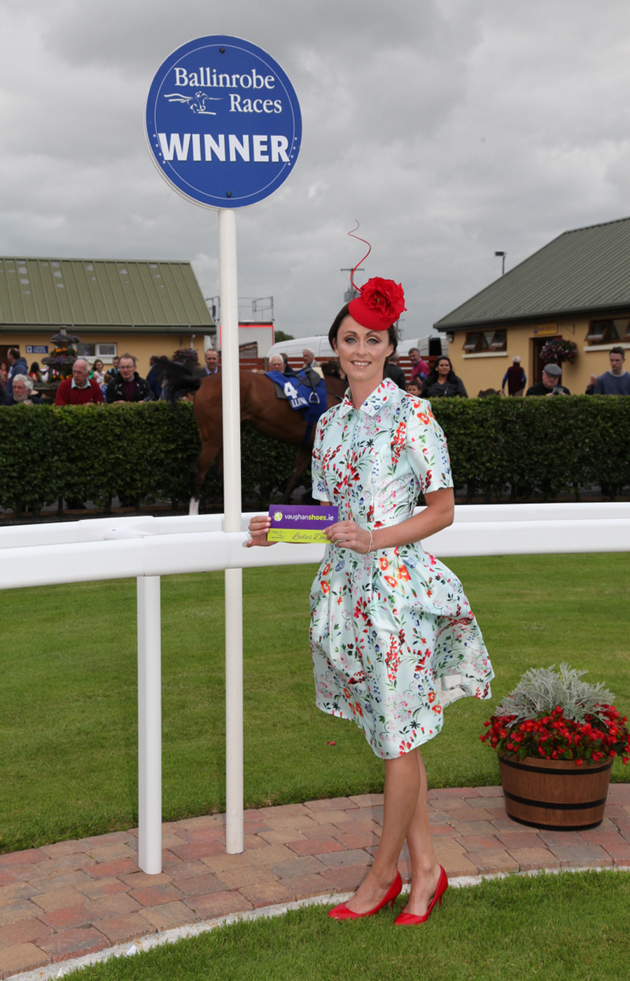Galway-Based Doctor Wins Best Dressed Ladies Title
