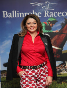 Fashion Stylist Mandy Maher to judge Vaughanshoes.ie Ladies Day at Ballinrobe